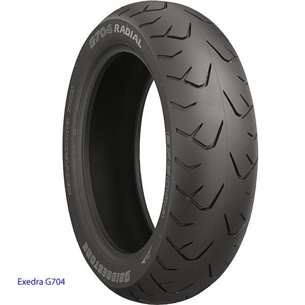 bridgestone Bridgestone Exedra G704 (180/60-16 74H)