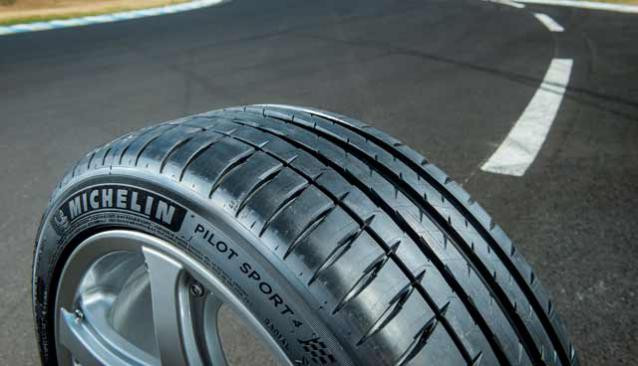 Michelin Pilot Sport 4 R19 265/45 105Y XL