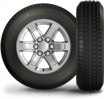 BFGoodrich Radial Long Trail TA